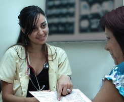 La competencia comunicacional: capacitación para médicos oncólogos